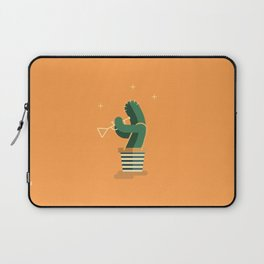 CACTUS BAND / The Trumpet Laptop Sleeve