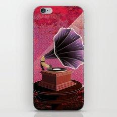 Phonograph  iPhone Skin
