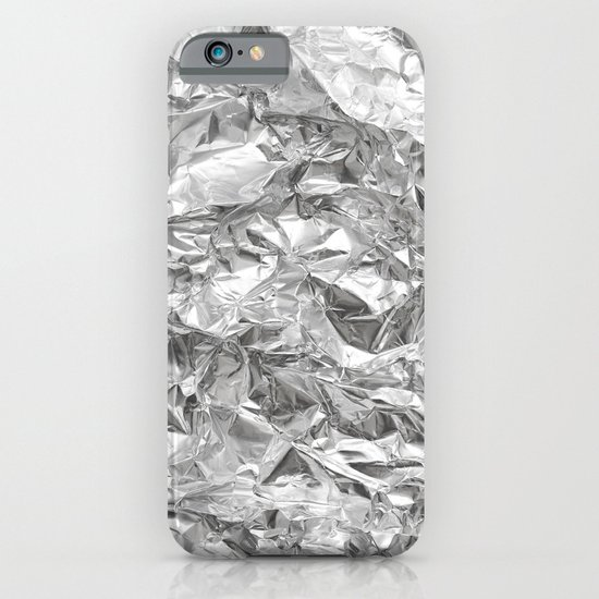 Silver iPhone & iPod Case