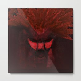 Screwed Metal Print