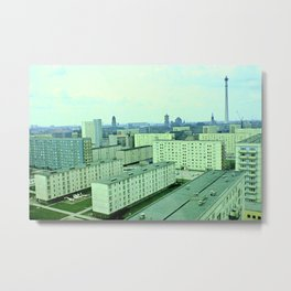 East Berlin '69 Metal Print