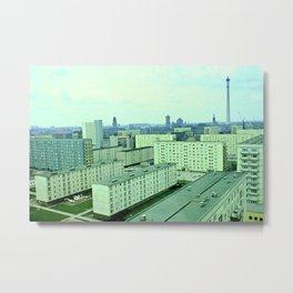 East Berlin '69 Metal Print