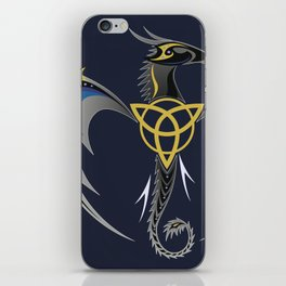 The Pact of the Dragon iPhone Skin