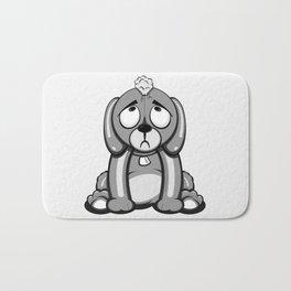 Critter Alliance - Poor Puppy Bath Mat