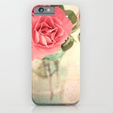 Rosy Outlook Slim Case iPhone 6s