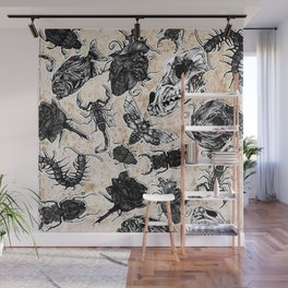 Bones and co 2 Wall Mural