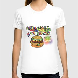 #munchie T-shirt