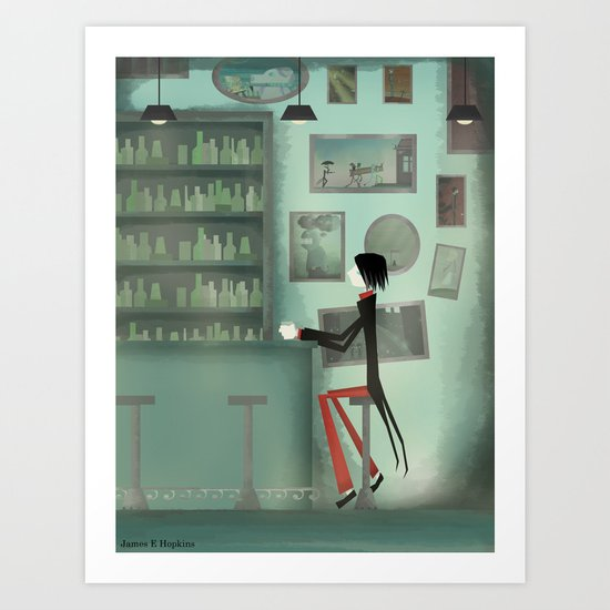 We Can't Afford To Look This Cheap Art Print