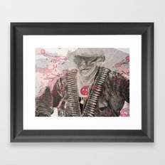 The Soldier Framed Art Print