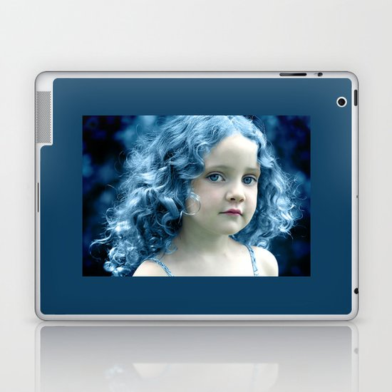 When the Blues Sing Laptop & iPad Skin