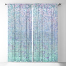 Glitter Star Dust G282 Sheer Curtain