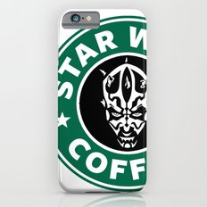 Star Wars Coffee (Darth Maul) iPhone 6s Slim Case