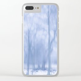 Towards Adventure Clear iPhone Case