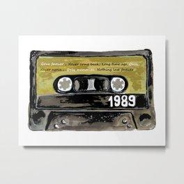 Memories Metal Print