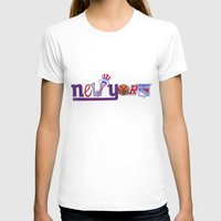 yankees T-shirts featuring New York by Michela Deck