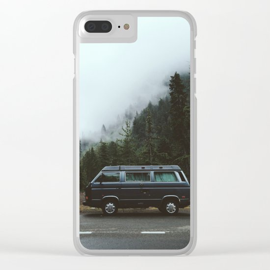 Northwest Van Clear iPhone Case