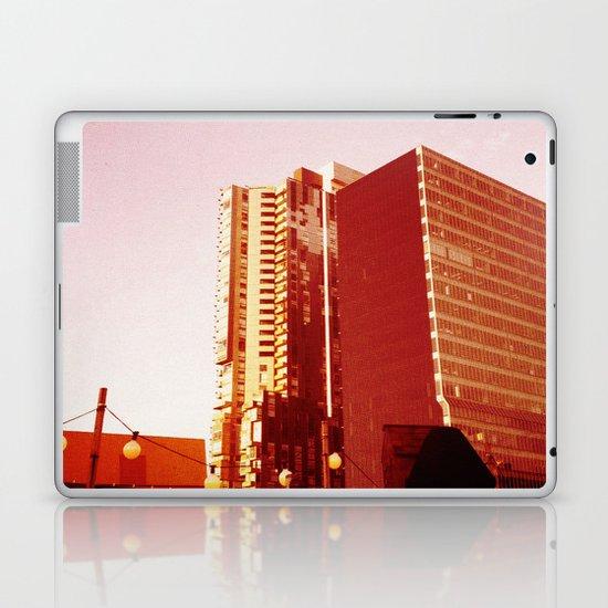 City Rooftop Laptop & iPad Skin