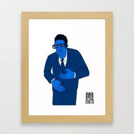 1001 Black Men--#282 Framed Art Print
