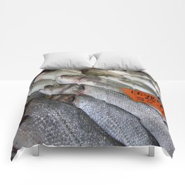 Freshwater Perch for Sale Comforters