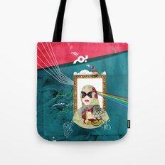 Bal Masque Tote Bag