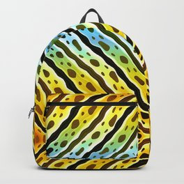 Sunny, Tropical Days Backpack