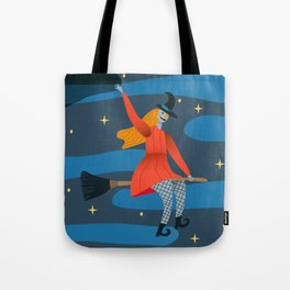 Myth Witch Tote Bag