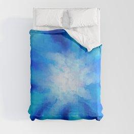 Tropical Sea Flower Comforters