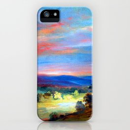 John Constable Hampstead Heath iPhone Case
