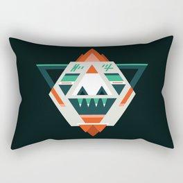 Sasquatch boss Rectangular Pillow