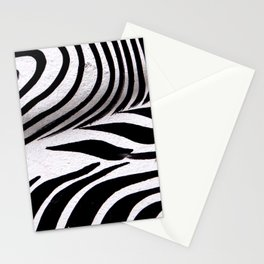 Heart of Zebra Stationery Cards