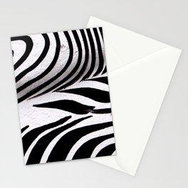 Heart of Zebra Stationery Cards