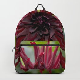 RED DAHLIA DREAM Backpack
