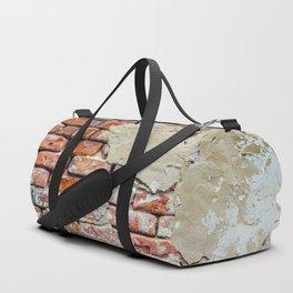 Old Brick Wall Duffle Bag