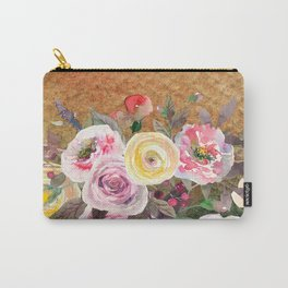 Flowers bouquet #43 Carry-All Pouch