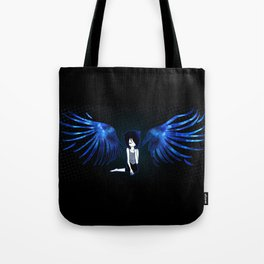 She Made Broken Look Beautiful Tote Bag