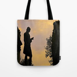 Trinity College Sunset Tote Bag