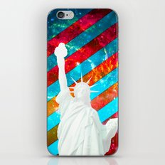 Liberty Pop Art iPhone & iPod Skin