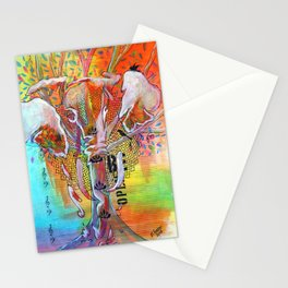 Elephant Song Stationery Cards