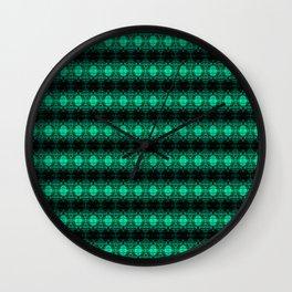 Oregon Green Wall Clock