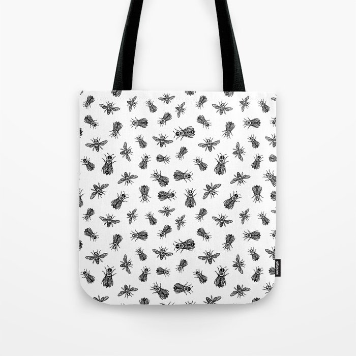 occult bees Tote Bag