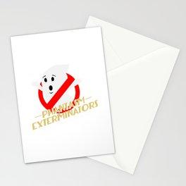Phantasm Exterminators Stationery Cards