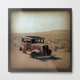 Old Route 66 Metal Print