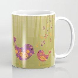 Bird Duet Coffee Mug