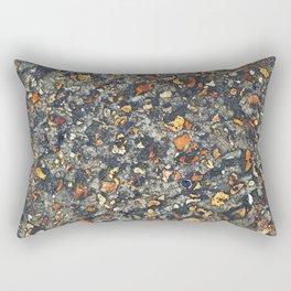 Groovy Gravel Rectangular Pillow