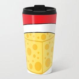 Have a cheesy Christmas Travel Mug