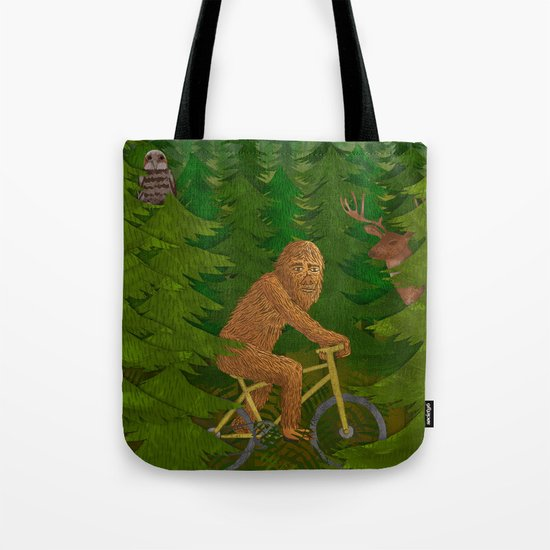 Wild Ride Tote Bag