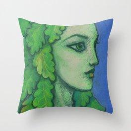 Balanis Throw Pillow