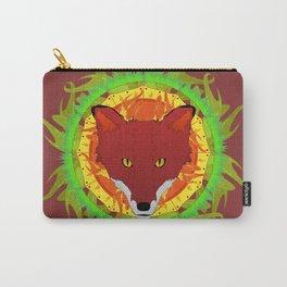 Summer Fox Carry-All Pouch