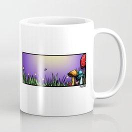 Mushroom Field Coffee Mug