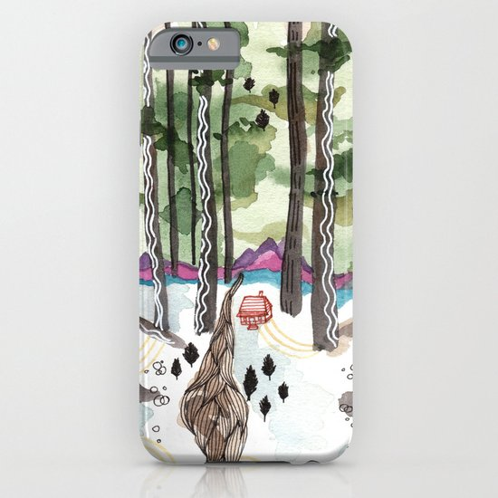 Bagby Trail iPhone & iPod Case